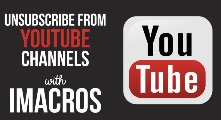 The iMacros Pro - Free Social Media iMacros Scripts -